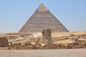 Возле пирамид Гизы появятся кафе и новые удобства для посетителей