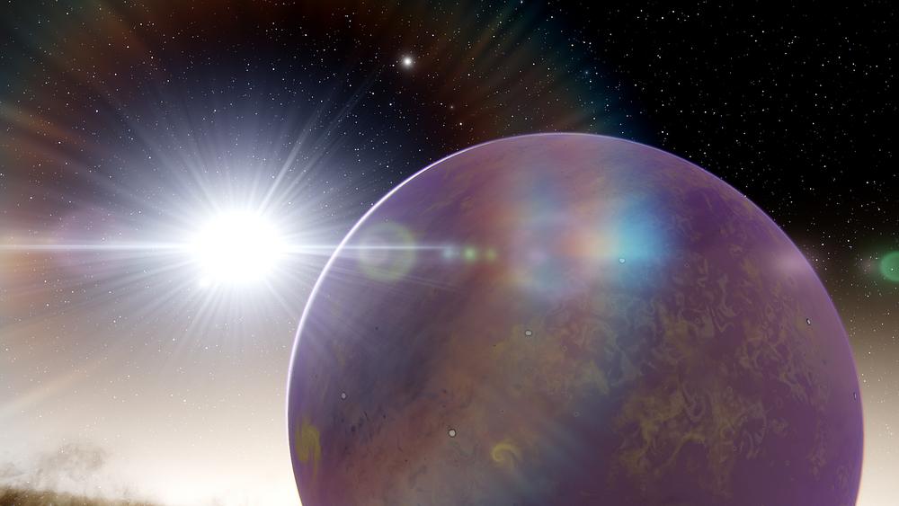 Астрономы впервые обнаружили экзопланету с помощью радиотелескопа.Вокруг Света. Украина