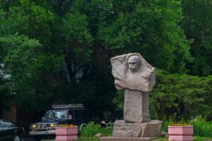 Тарас Шевченко лидирует по количеству памятников за границей