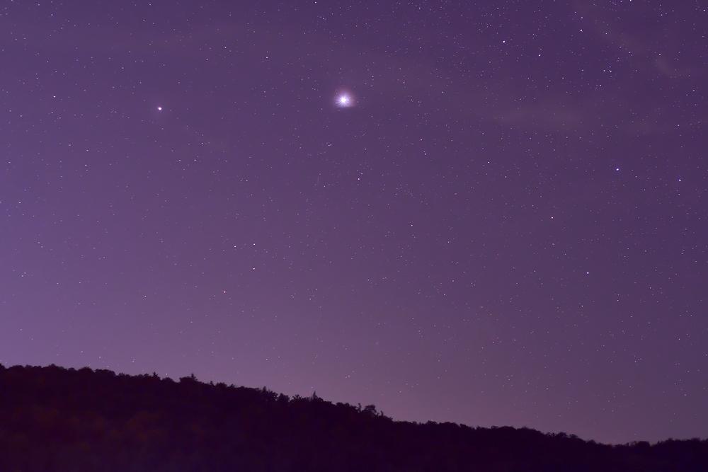 Как увидеть Сатурн ночью 9 августа