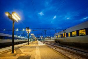 Швеция запустит ночные поезда в Бельгию и Германию