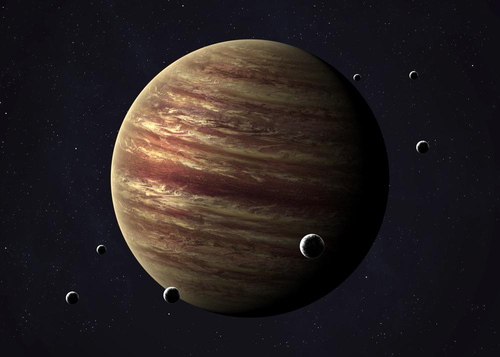 NASA отправит миссию к астероидам Юпитера
