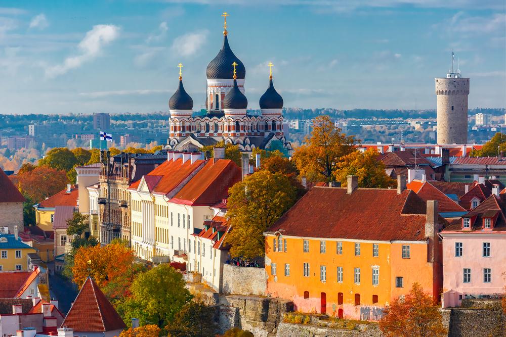 Эстония открывает визу для фрилансеров из других стран.Вокруг Света. Украина