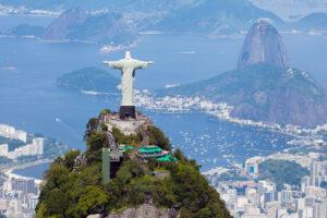 В Бразилии для туристов открыли статую Христа-Искупителя