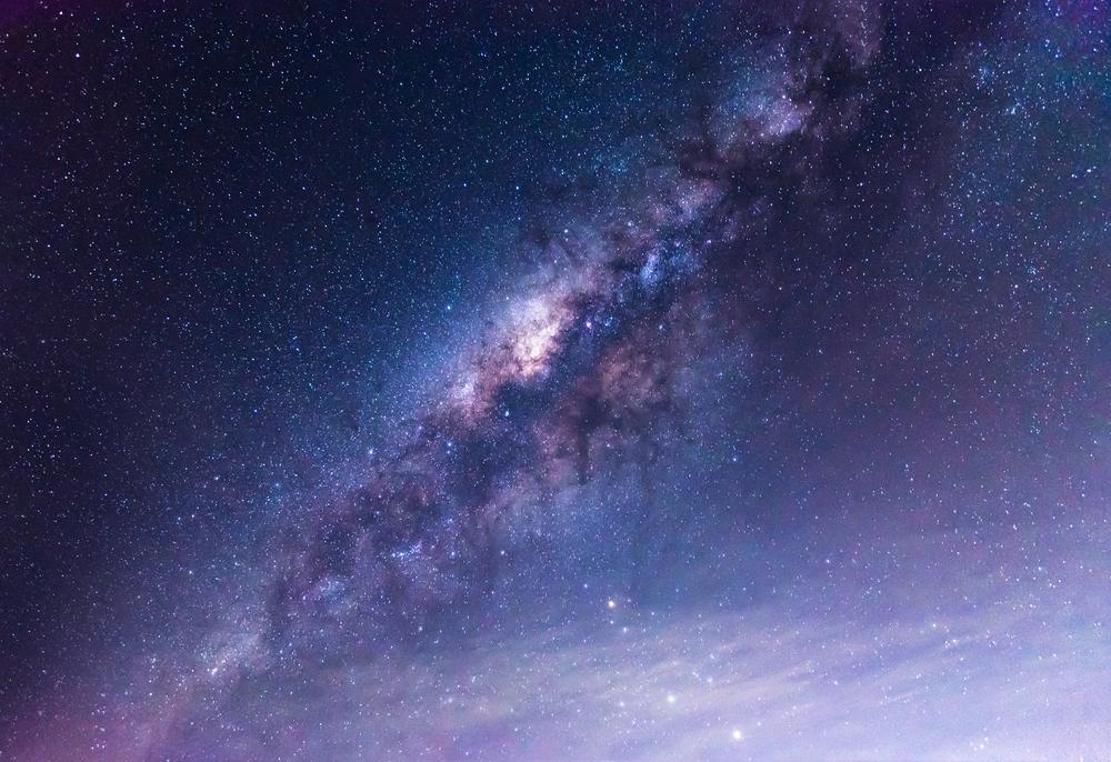 Столкновение нашей галактики с Андромедой уже началось