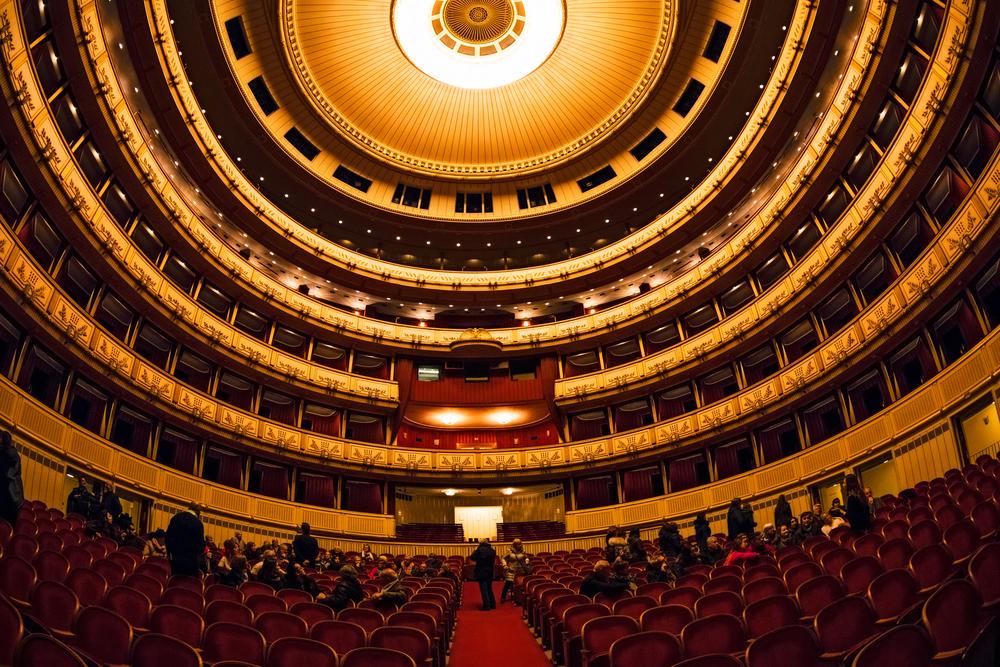 В Венской опере запретили кричать «Браво!».Вокруг Света. Украина