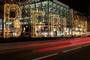 Германия откажется от ночного освещения по экологическим причинам