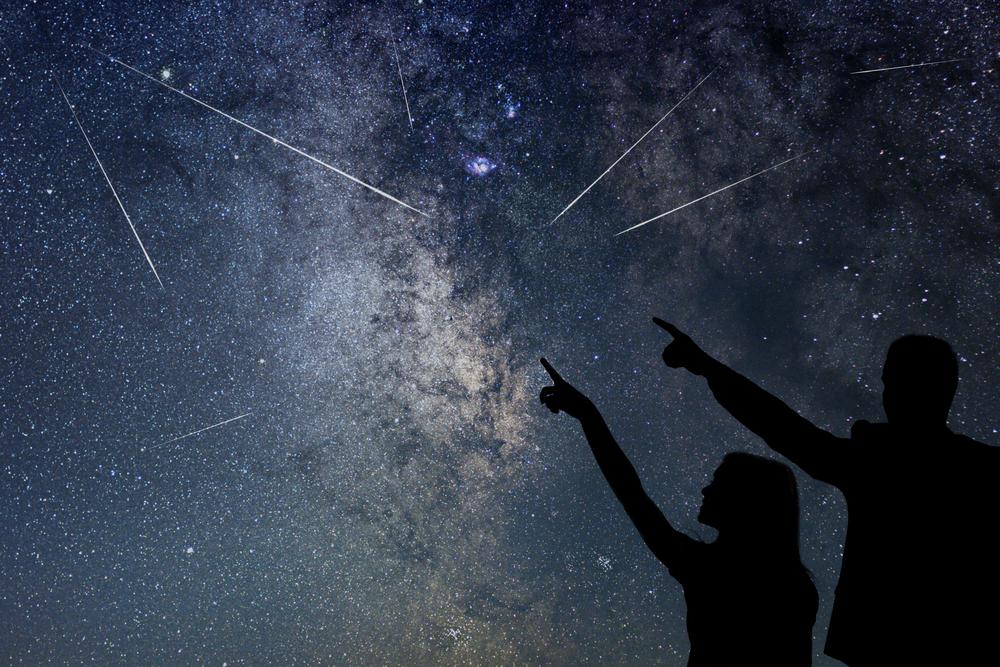 Когда наблюдать за метеорным потоком Персеиды