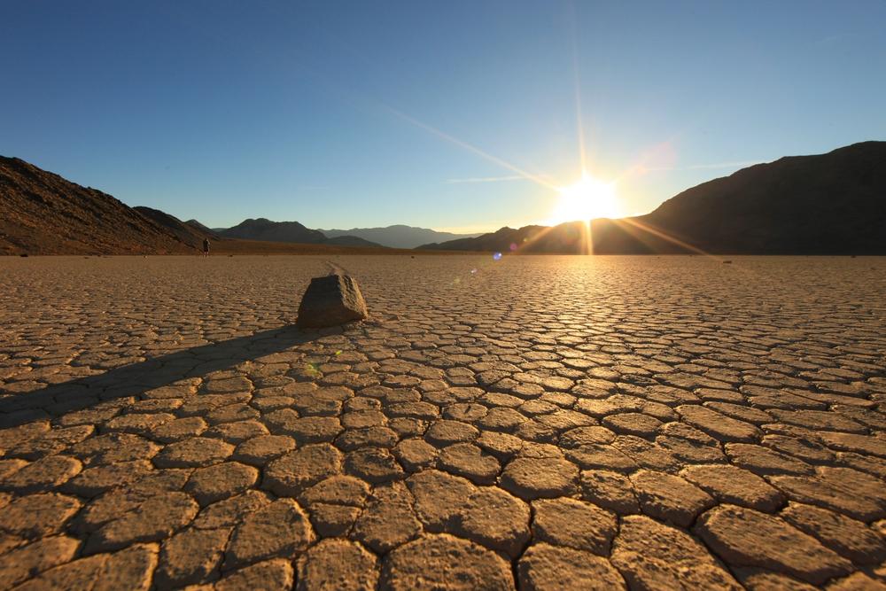 В Калифорнии зафиксировали самую высокую температуру на Земле.Вокруг Света. Украина