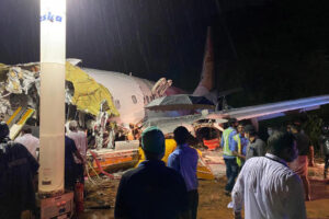 Авиакатастрофа в Индии: погибло 16 человек