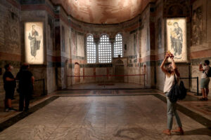 В Стамбуле еще один византийский памятник стал мечетью