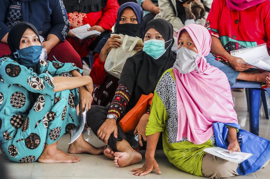 В Индонезии выявили более заразный штамм коронавируса