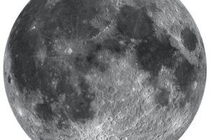 Луна ржавеет, хотя на ней нет кислорода и жидкой воды