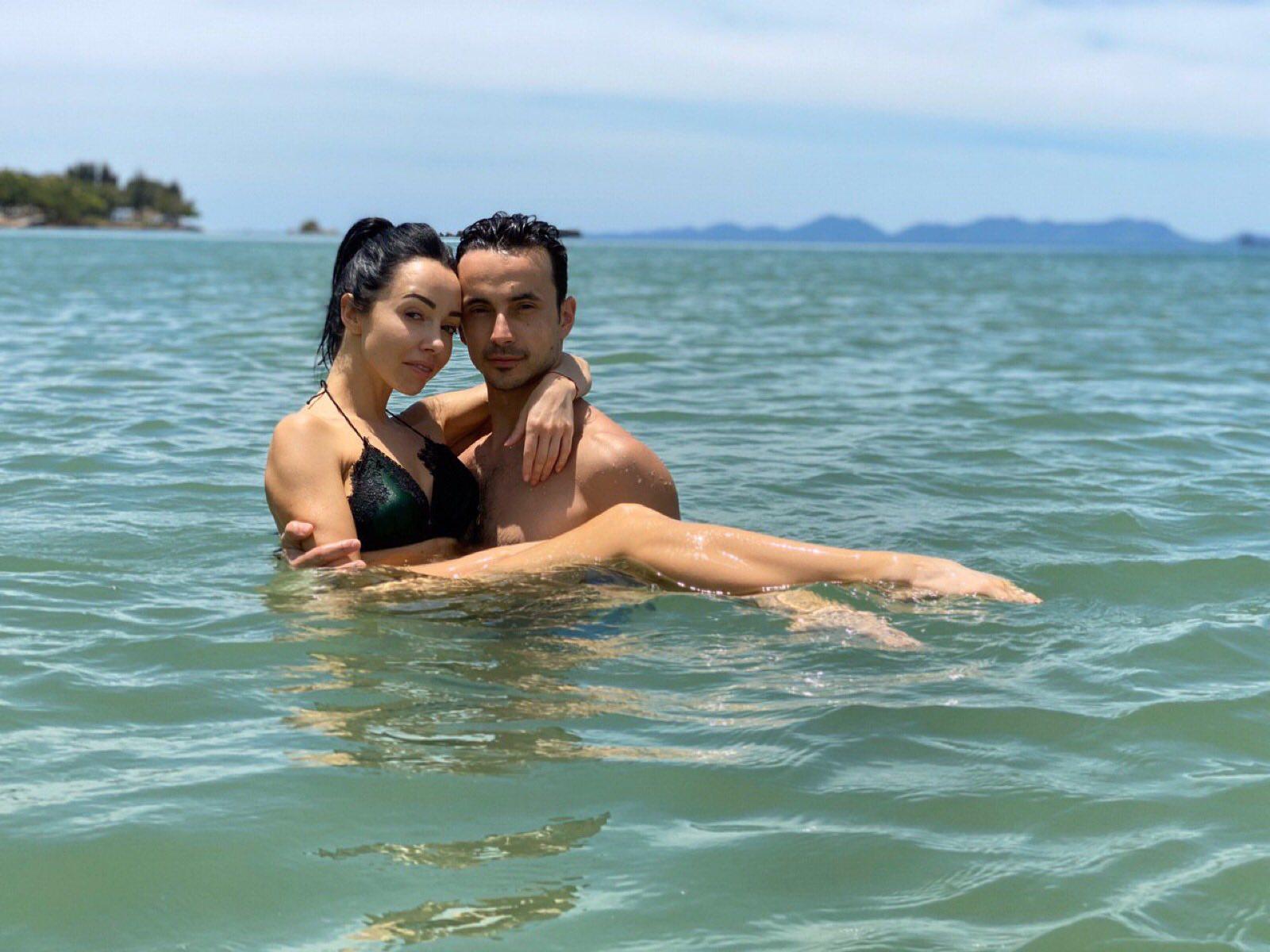 Путешествие в сказку: Екатерина Кухар и Александр Стоянов рассказали о медовом месяце в Таиланде
