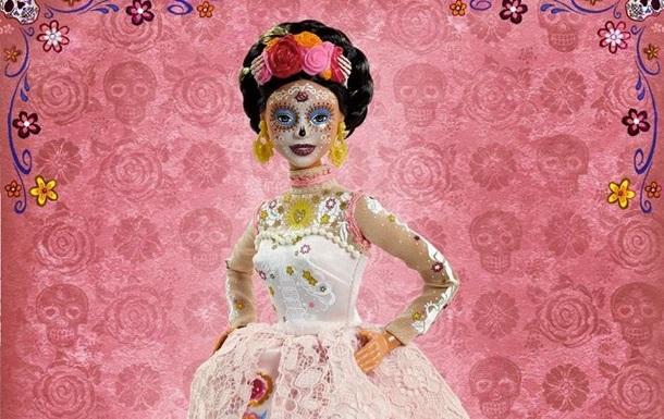 Ко Дню Мертвых появится новая розовая Барби.Вокруг Света. Украина