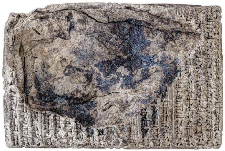 Нейросеть восстановила утерянные фрагменты древней клинописи