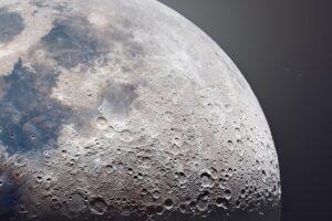 Появилось фото Луны в рекордном качестве