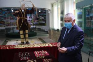 В Казахстане нашли золото скифов