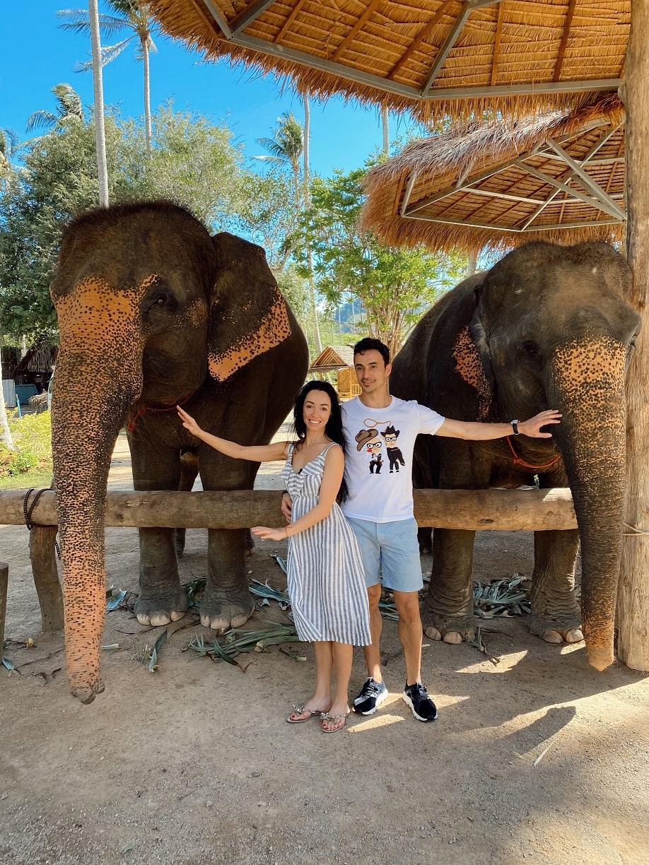 Кухар Стоянов Таиланд медовый месяц