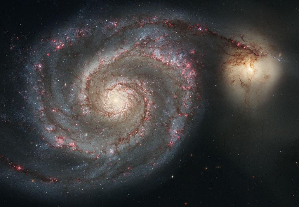 Астрономы впервые нашли планету за пределами Млечного Пути