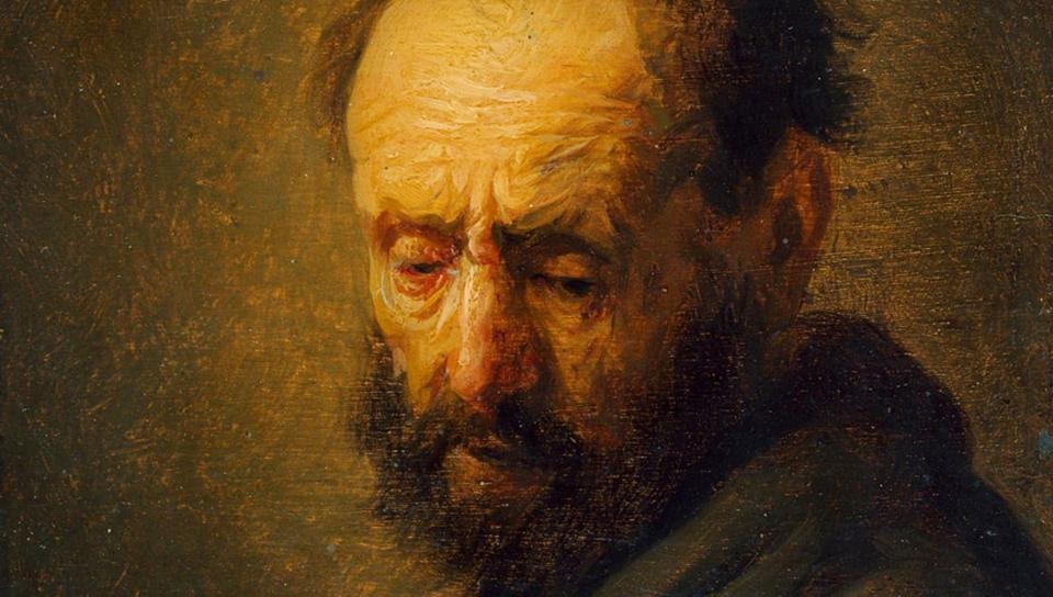 Картина из подвала может оказаться подлинником Рембрандта