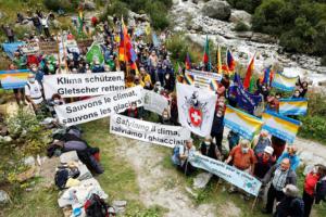 90 процентов ледников Швейцарии исчезнут к концу века