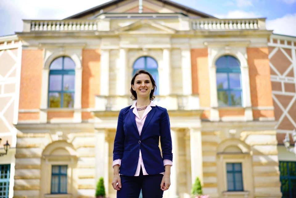 Украинка станет первой женщиной-дирижером в истории оперного фестиваля в Германии