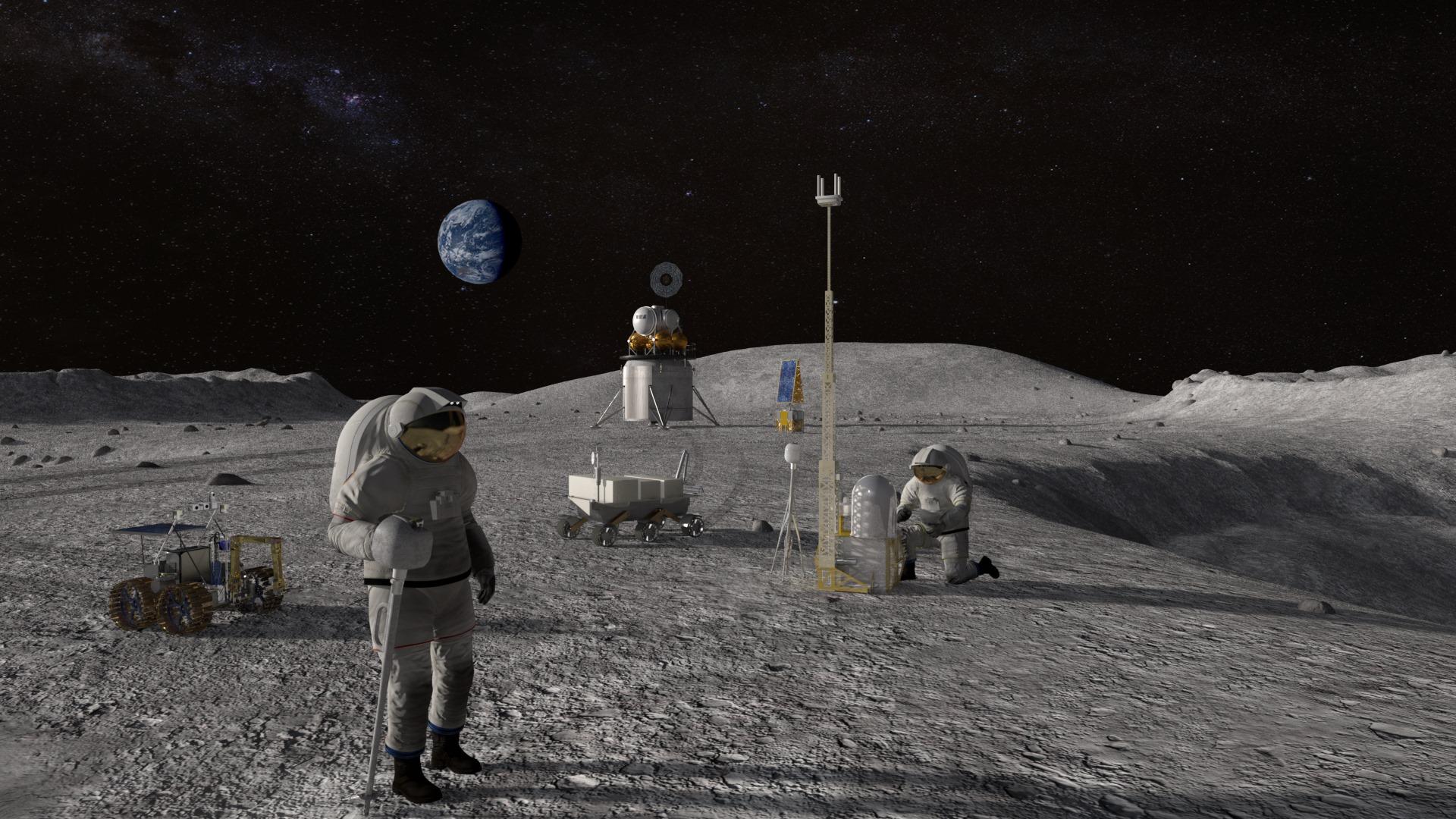 NASA озвучило план высадки первой женщины на Луну.Вокруг Света. Украина