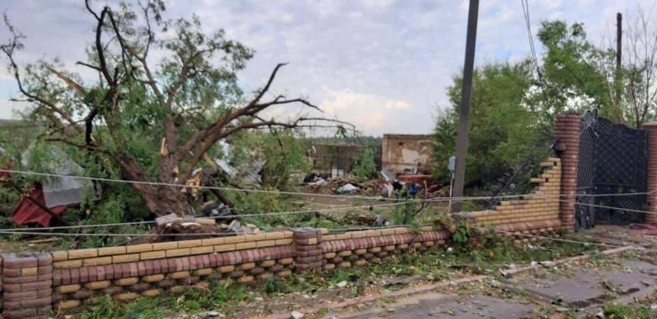 торнадо Херсонская область
