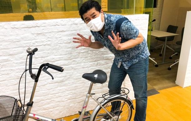 Японец придумал, как отпугнуть воров от велосипедов