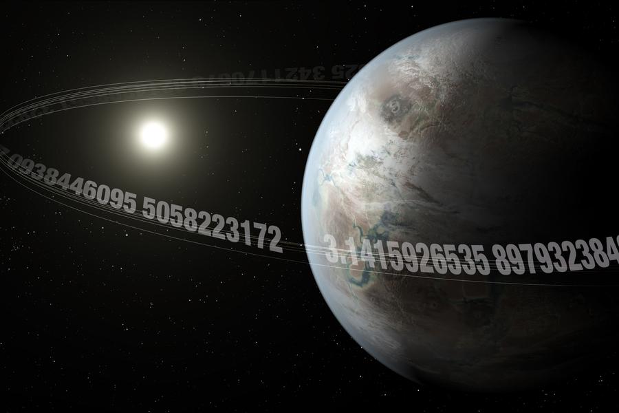 Обнаружена новая экзопланета, которую назвали Пи
