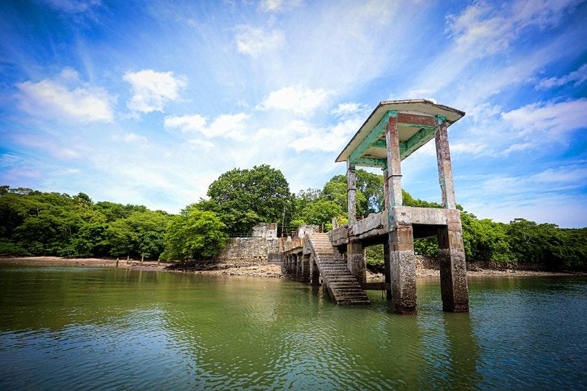 Коста-риканский остров-тюрьма стал национальным парком.Вокруг Света. Украина