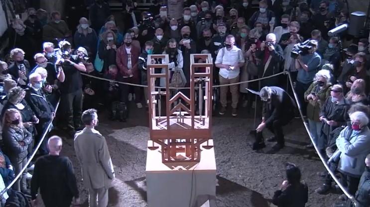 В немецкой церкви вечный орган взял новую ноту.Вокруг Света. Украина