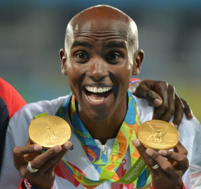 Британский атлет побил рекорд мира в часовом беге.Вокруг Света. Украина