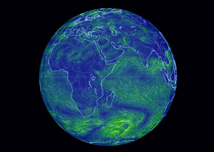 Интерактивный сайт расскажет все о Земле.Вокруг Света. Украина