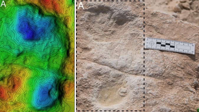 В Саудовской Аравии нашли первые следы древних людей.Вокруг Света. Украина