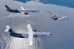 Airbus создаст самолет с нулевыми выбросами