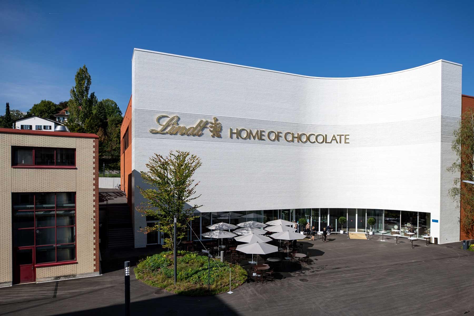 В Швейцарии открылся самый большой в мире музей шоколада