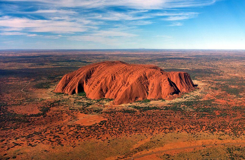 Австралийские аборигены попросили Google скрыть священную гору