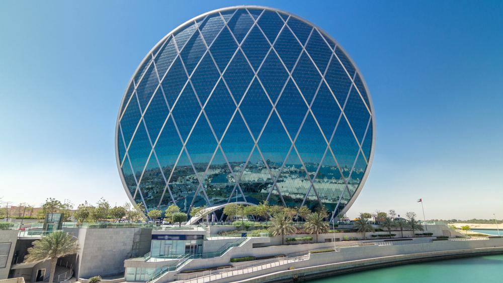 архітектура ОАЕ