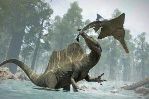 Спинозавр был гигантским речным монстром