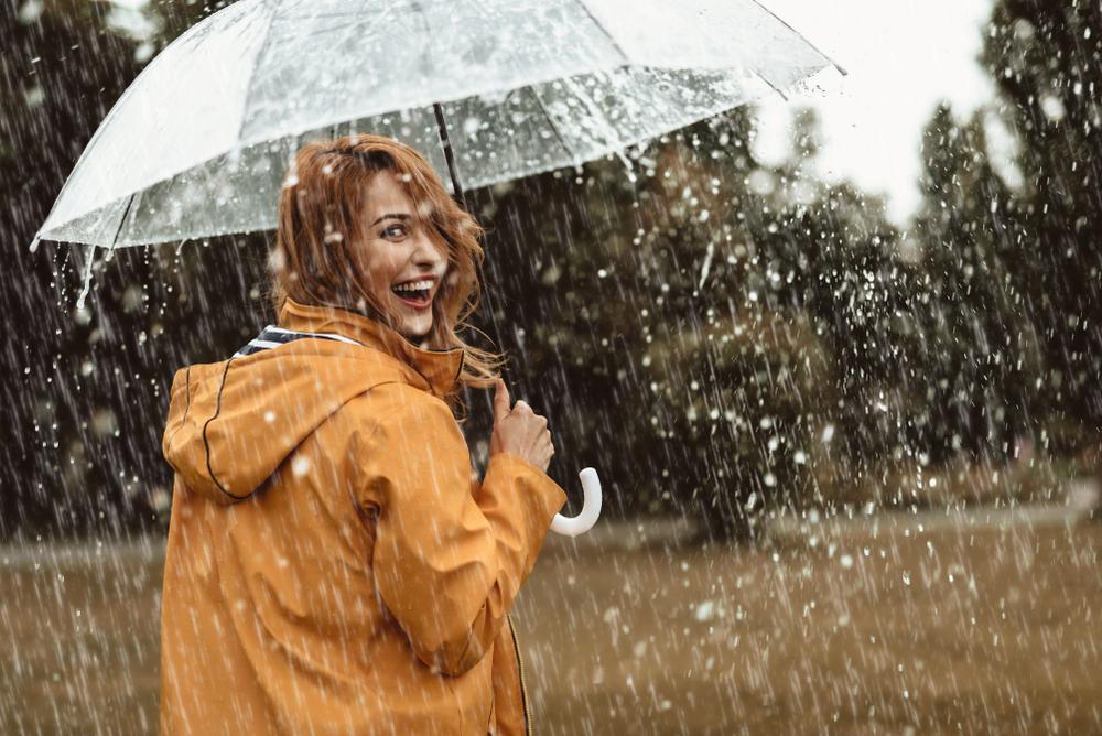 Почему идет дождь.Вокруг Света. Украина
