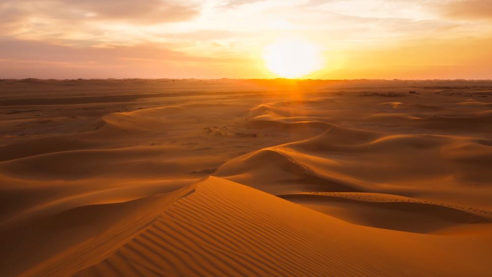 Самые известные пустыни мира.Вокруг Света. Украина