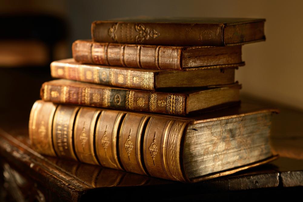 В Румынии в тайнике нашли похищенные средневековые книги