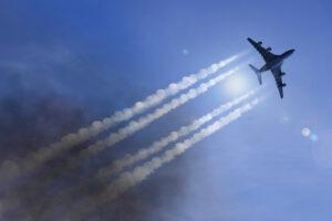 Подсчитан точный вклад авиации в глобальное потепление