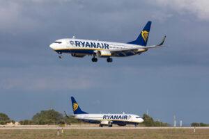 Ryanair отменил сбор за изменение бронирования