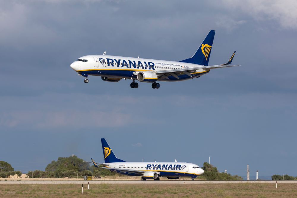 Ryanair отменил сбор за изменение бронирования.Вокруг Света. Украина