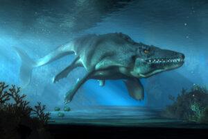 Палеонтологи открыли новый вид мозазавра-макрохищника