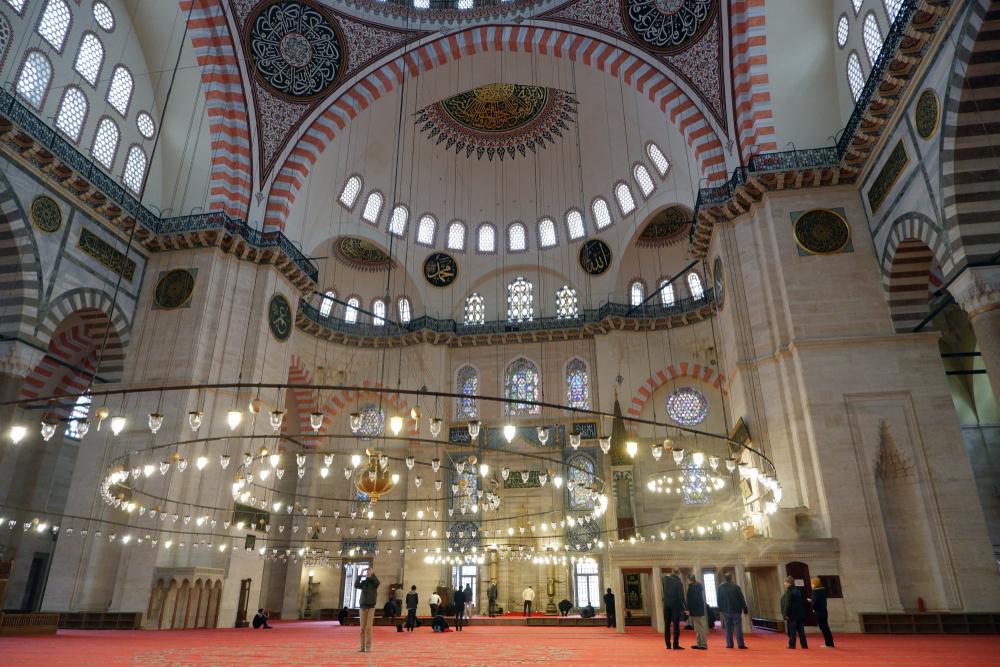 Стамбул что посмотреть