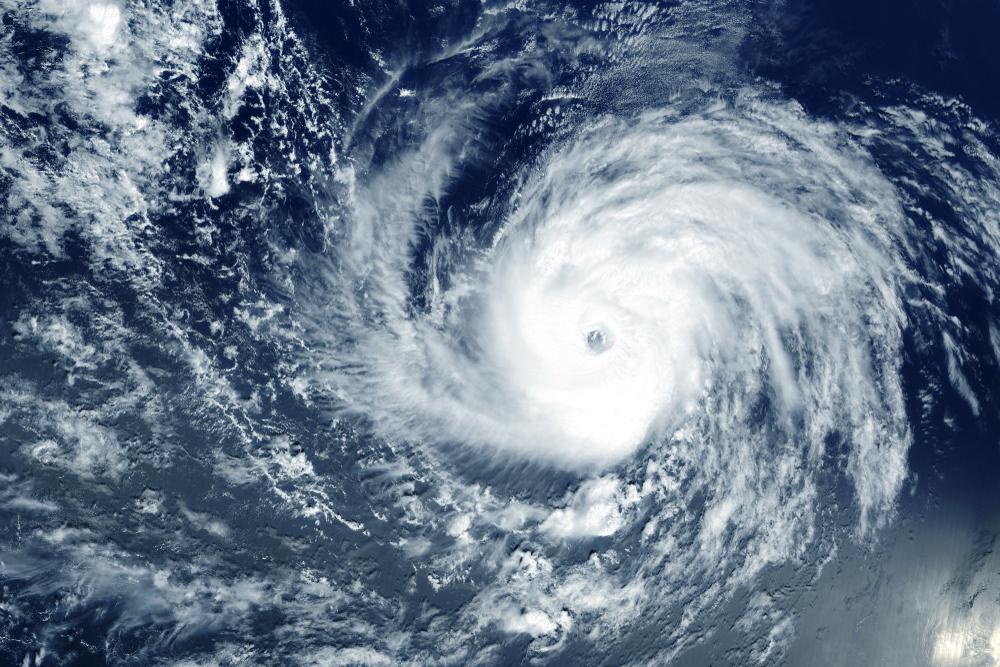В Атлантике за день сформировались два новых шторма.Вокруг Света. Украина